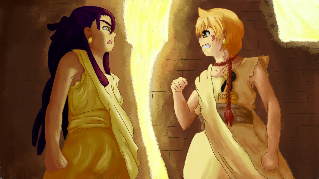 Light and Dark by AnimeInMyPocket