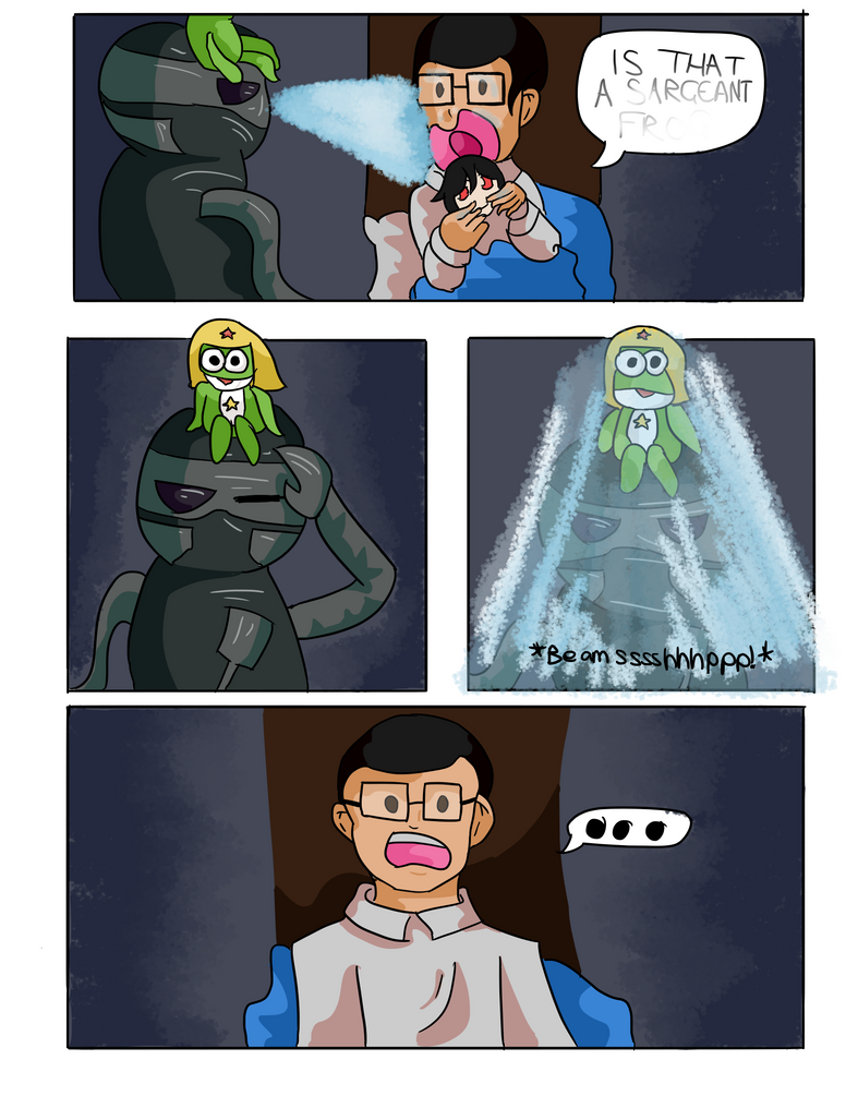 The Voice Stealer Page 9 by AnimeInMyPocket
