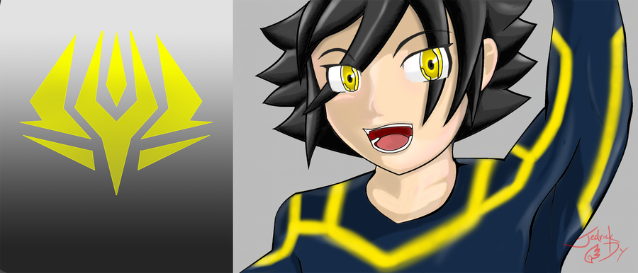 Here goes Yellow! by jedrick1490 on DeviantArt