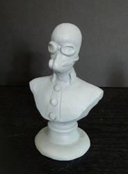 Mr. Arnald by MondoArtistStudio