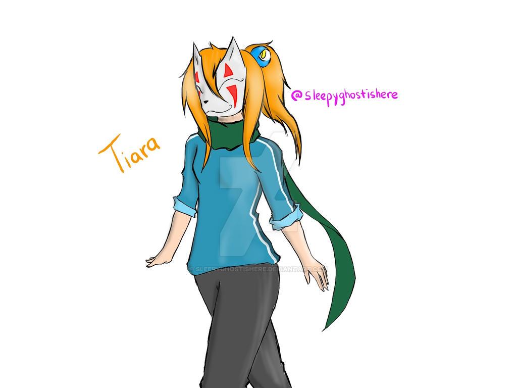 Tiara Adrahal by SleepyGhostIsHere