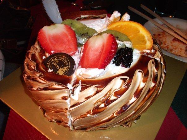 My 26th Birthday Cake By Clover2584