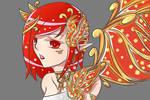 elf portrait: Fira