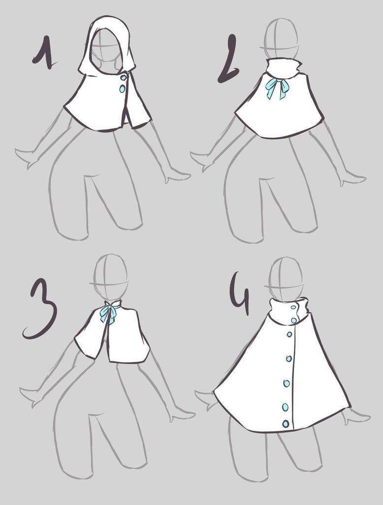 Clothing Refence Fashion Magazinesreference On Clothes: Winter Clothes Design By Rika-dono On DeviantArt