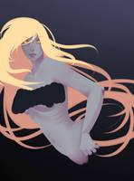Mermaid wip 2 by rika-dono