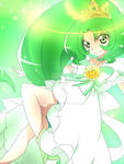 Cure march princess form