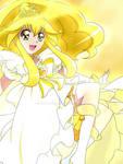 cure peace princess form