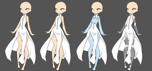 Dress by rika-dono