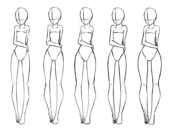 Body Type exercise by rika-dono