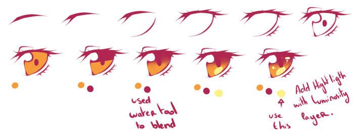 Eyes Refs by rika-dono