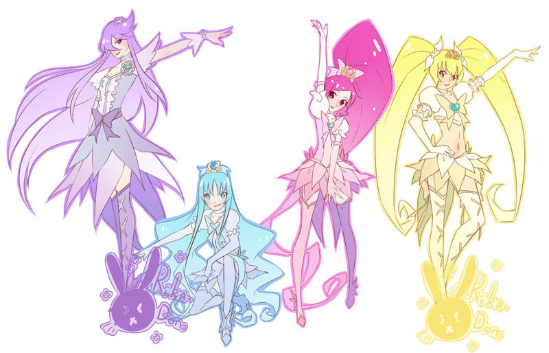 Heartcatch Precure ! by rika-dono