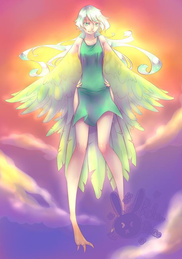 Wind Spirit V2 by rika-dono