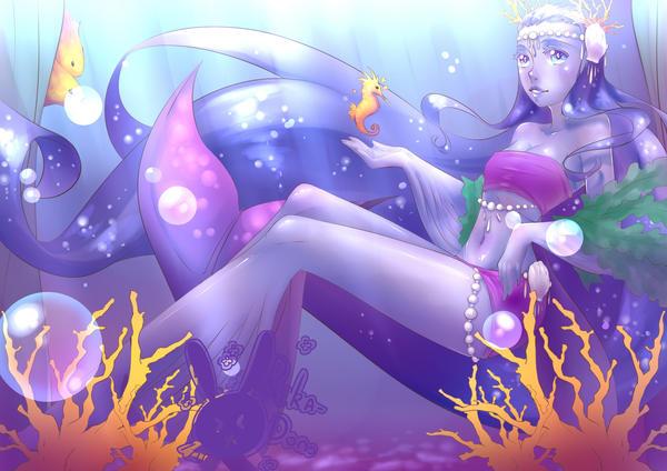 Water Spirit V2-2 by rika-dono