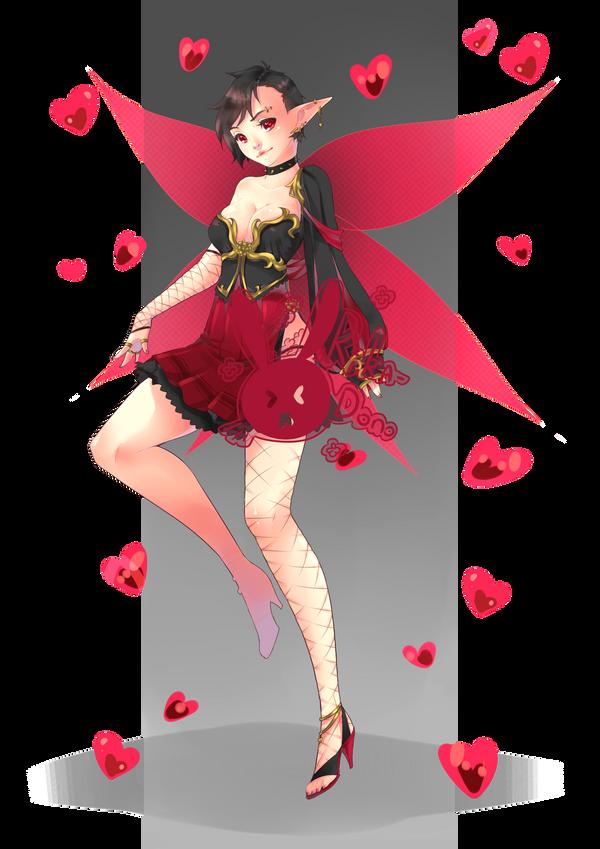 Punk Fairy by rika-dono
