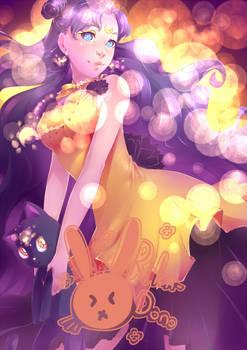 Sparkling Luna