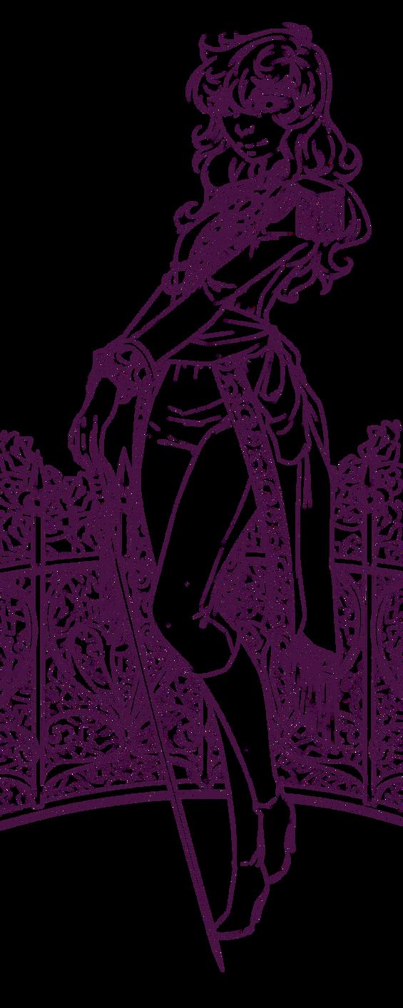 Lady Oscar - Lineart by rika-dono