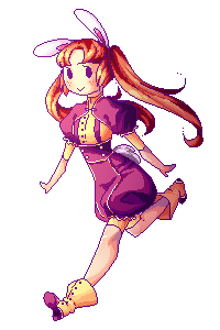 Running Bunny by rika-dono