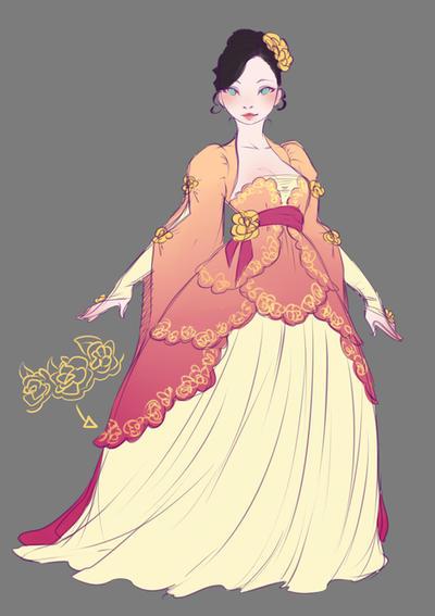Prima - Design by rika-dono
