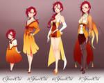Phoena - Key ages