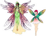 Pixie and Queen