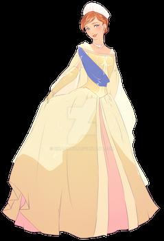 Day 27 - Anastasia Romanov