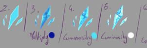 Mini-Tuto - Magical Crystals