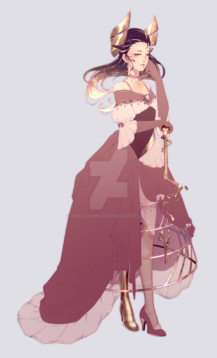 Morgane - The Golden Witch
