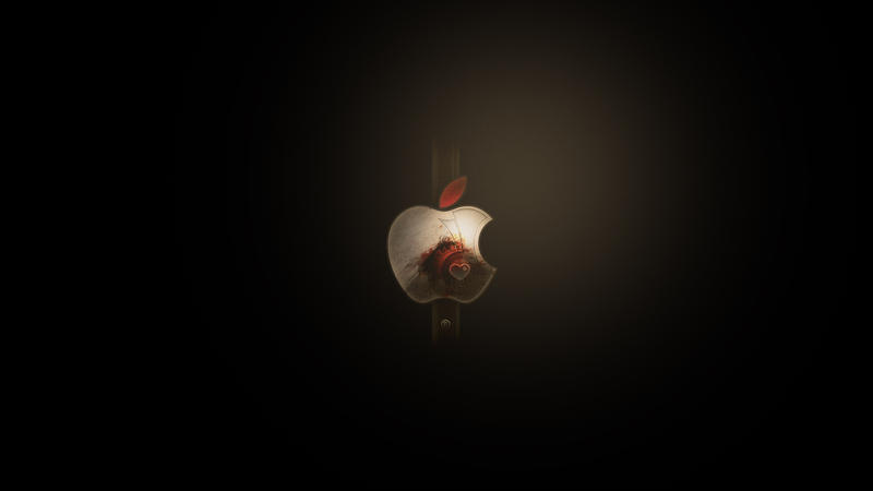 Apple Gold HD by l24d