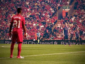 Raheem Sterling Liverpool FC
