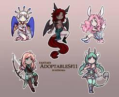 Fantasy humanoid adopts 11 [OPEN 1/5]