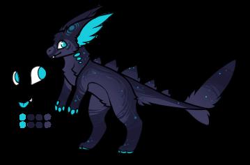 Blue Night    Bought by soulfirewolf1