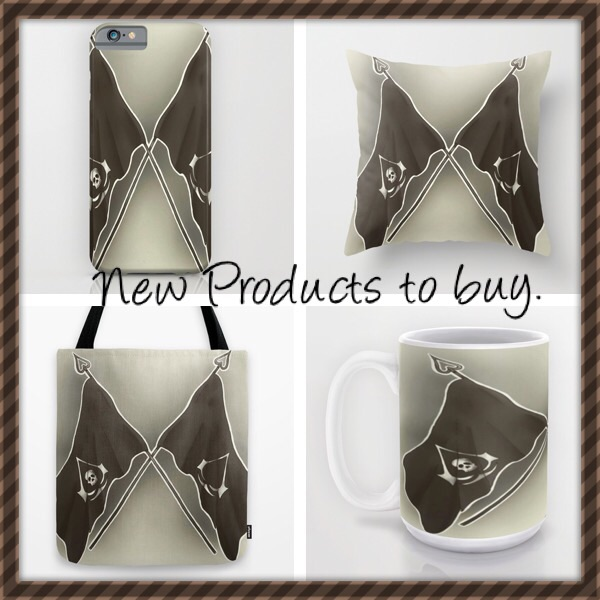 New products in my store at society6 by aakikko on deviantart for Websites similar to society6