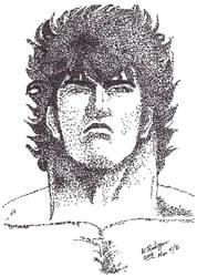 Fist of the North Star - Kenshiro