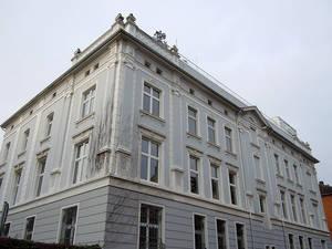 Old headquarter of or city rad