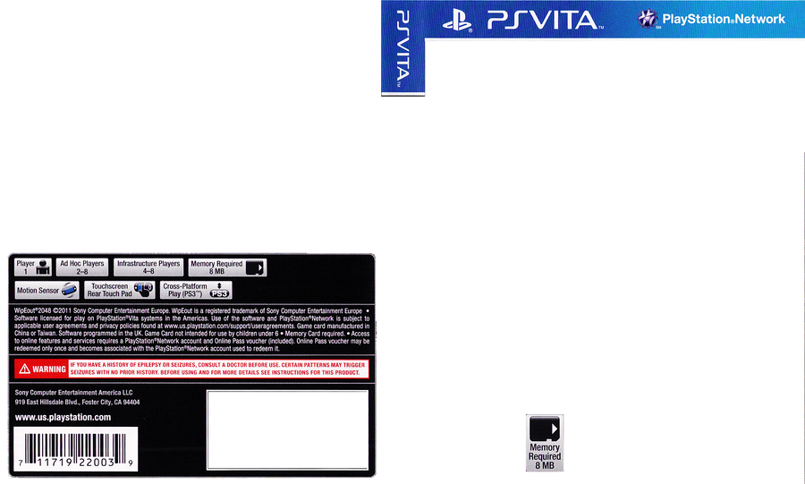 video game cover template - ps vita cover template by aaronmon97 on deviantart