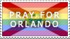 Pray For Orlando by AaronMon97