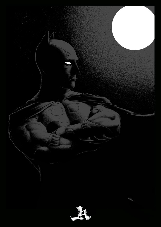 Batman by LioNeL-K