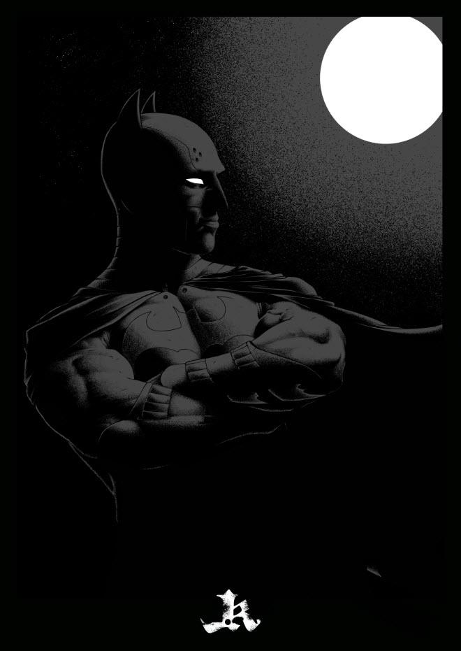 Batman by LioNeL-K