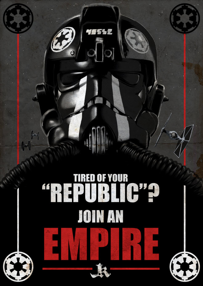 Empire Propaganda 1 by LioNeL-K