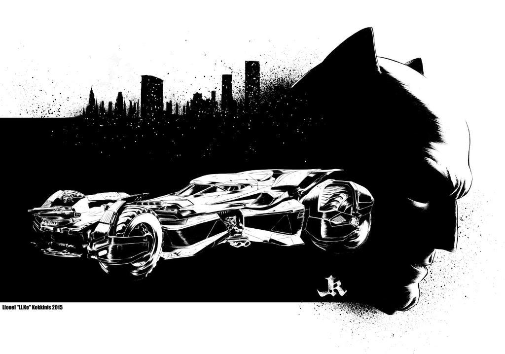 Batfleck by LioNeL-K