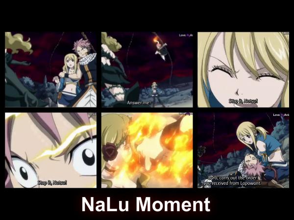 Nalu Moment Episode 144 By Lilyrose98 On Deviantart