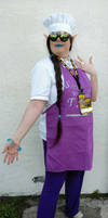 Sizzle it up with Taako goes to METROCON