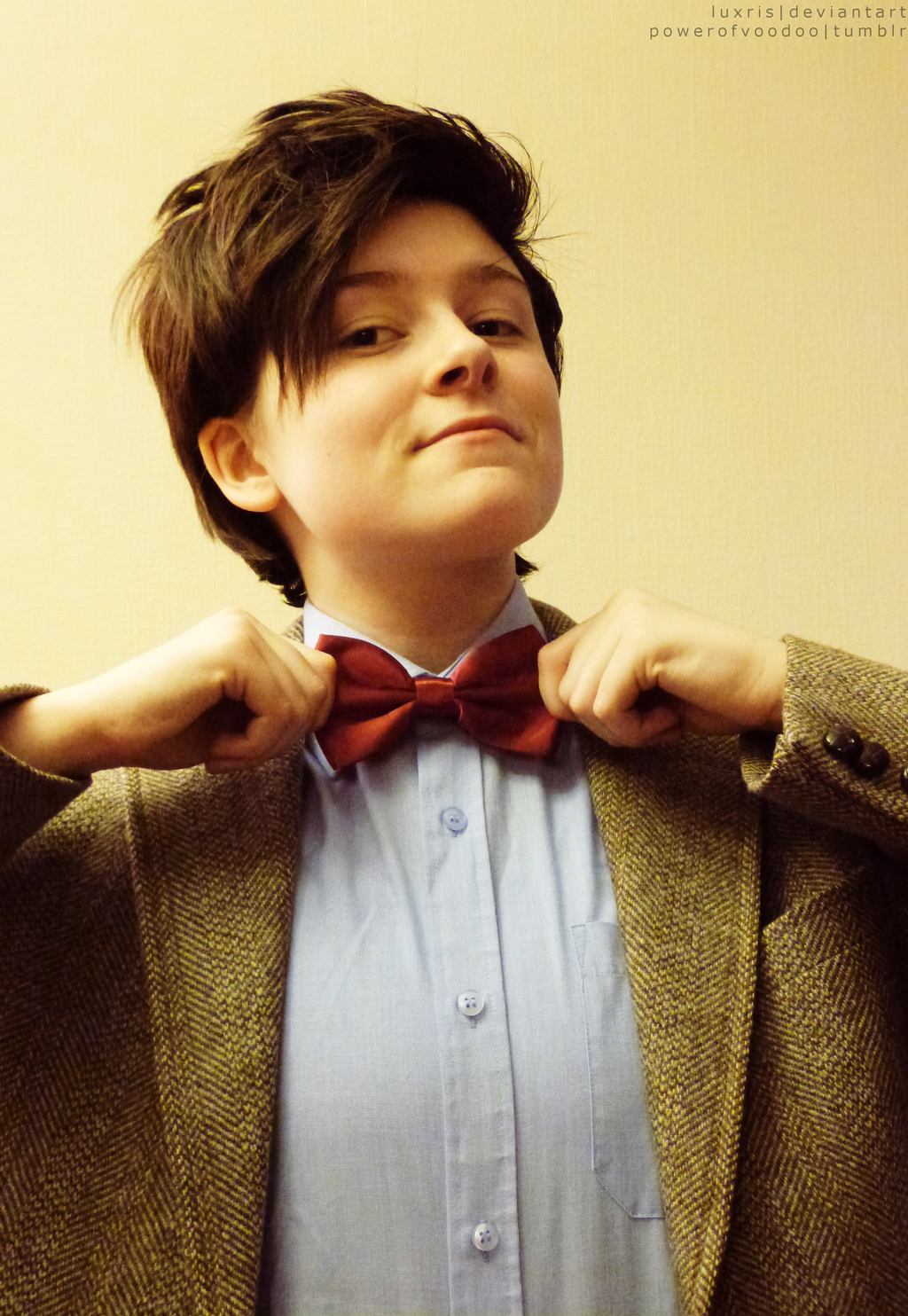 Doctor Who: Bowties Are Cool by Luxris