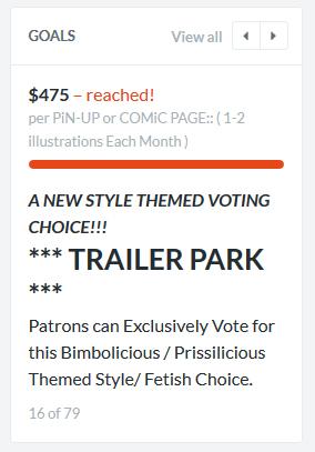 New Trailer Park Style Theme Choice by kaokatt