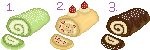 [Auction] Hatchable Cake Roll Custom Adopts + Icon by Pepperjack-Kiwi