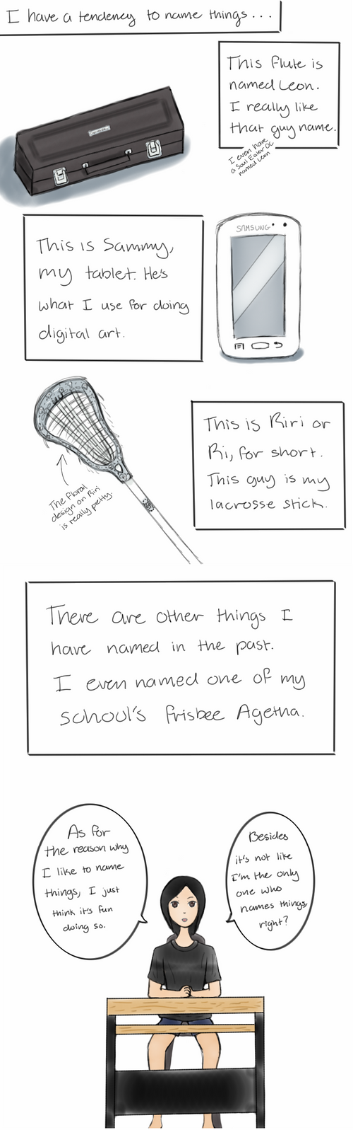 For the Love of Naming Things by HLindsayT