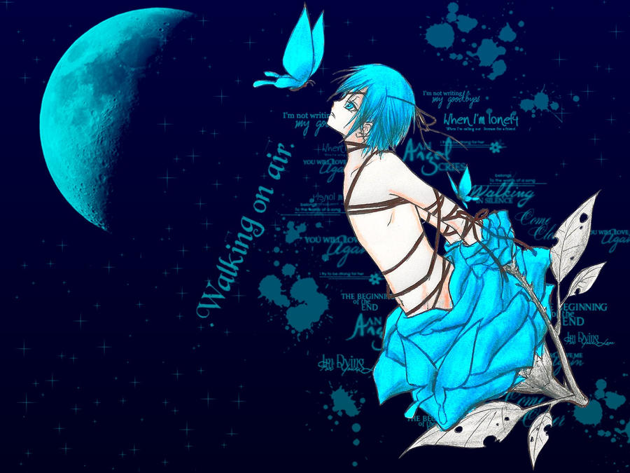 Like Baka Eu Ja Assisti Esse Anime: Wallpaper-Kuro Pop Ciel Flower By PookieMania On DeviantArt