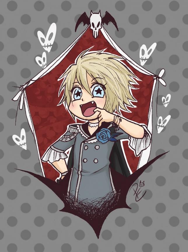 I'm Vampire by PookieMania