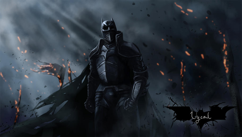 Batman : the middle ages by Vycal
