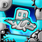 Geometry Dash Profile Picture of Dangerpacker (Me) by Damagedbro